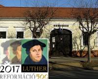 Reformáció vándorkiállítás az Ótemplomban