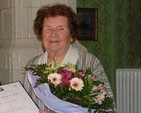 95 éves Dr. Virág Jánosné