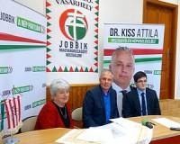 Újabb programpontok Dr. Kiss Attilától