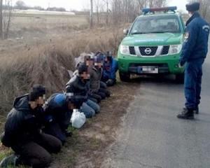 Délkelet-ázsiai migránsokat tartóztattak fel Vásárhelyen