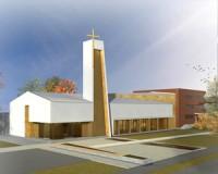 Épülhet a templom a Kertvárosban