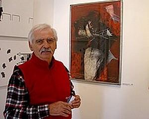 Az értékekre figyelve, élőre tekintve - Hézső Ferenc kiállítása