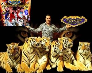 Idén is szuper műsorral jön az Eötvös Cirkusz