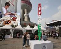 Vásárhelyi népi iparművész Shanghaiban
