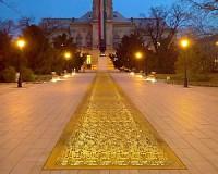 Felavatják a Kossuth téren elkészült emlékművet