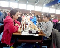 Vásárhelyi győztese van a Diák Sakkolimpiának