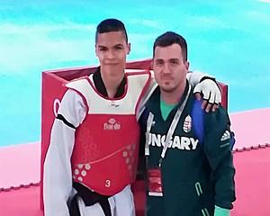 Aranyérmes lett Berei Béla Marokkóban