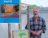 A hazai kortárs festészet jelentős vásárhelyi alkotója