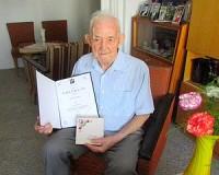 90 éves Lendvai Imre