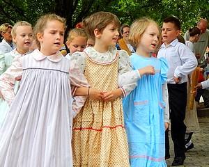 Orosházi pünkösdölés