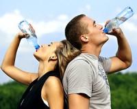 Testünk üzemanyaga a víz