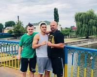 Nemzetközi tornán a Boxing Gym Vásárhely
