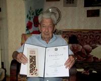 90 éves Török Bálint
