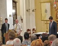 Teltházas jótékonysági koncert a Belvárosi Katolikus Templomban