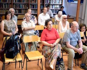 Az Emlékpont történészei a Vásárhelyi Történelmi Kör konferenciáján