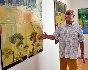 Sokszínű képzőművészet a Tornyaiban
