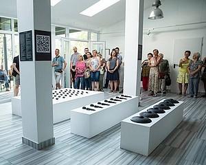 Donka Gergely kiállítás a Vásárhelyi Művésztelepen