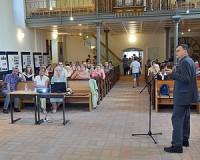 Az Ótemplom-története a Nyitott Templomok napján
