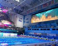 Világkupán versenyeznek a HSÚVC úszói