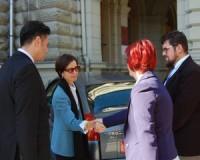 A francia nagykövet járt Hódmezővásárhelyen