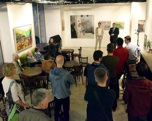 A Vásárhelyi Őszi Tárlat díjazottjainak kiállítása a fővárosban
