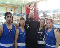Boxing Gym Vásárhely sikerei a civisvárosban