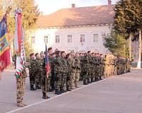 Romániában gyakorlatoztak a Vásárhelyi Helyőrség katonái