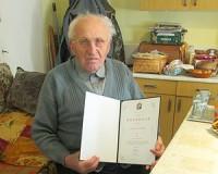 90 éves Hös-Nagy Kálmán