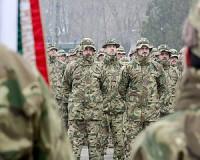 Külszolgálatra indultak a vásárhelyi katonák