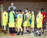 Továbbjutott a Kosársuli U12-es csapata
