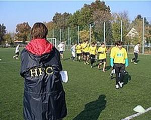 Megtorpant a futball utánpótlás finanszírozása