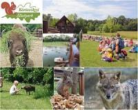 Egy hónap múlva nyílik a Körösvölgyi Látogatóközpont és Állatpark