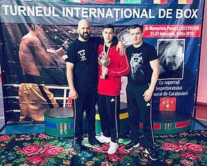 A nemzetközi torna legjobbja lett a vásárhelyi Kovács Pál
