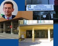 Hegedűs Zoltán lett a HSZC kancellárja