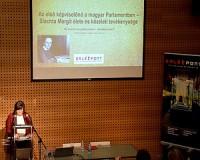 Az első magyar képviselőnő