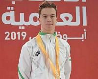 Két bronzérmet szerzett a világjátékokon a Hód Úszó SE sportolója