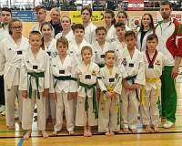 Ausztriában járt a Máté Taekwondo