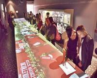 Erdélyi diákok jártak a vásárhelyi kiállítóhelyeken