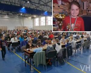 Vásárhelyi lányok sikerei az Országos Sakk Diákolimpián