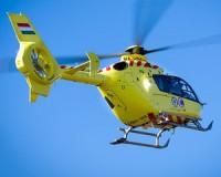 Korszerű mentőhelikoptert kapott a Dél Alföld