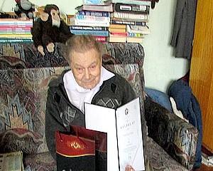 90 éves Szabó József Lajos