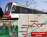 Drágul a tram-train beruházás