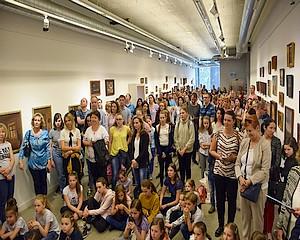Az ország legjobb diákfestői versenyeztek Vásárhelyen
