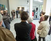 Egy művésztelep nem falakból, hanem a művészek közösségéből válik lényegessé