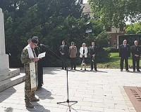 Világháborús hősökre emlékeztek Vásárhelyen