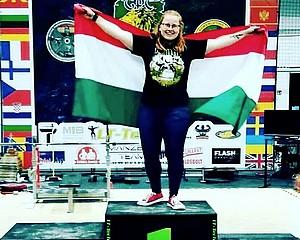 Vásárhelyi katonanő országos bajnok lett