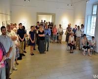 Kass János rendhagyó kiállítása az Alföldi Galériában