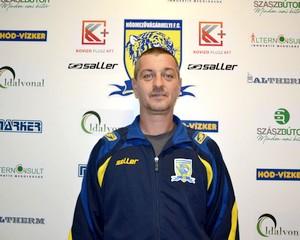 Szűcs Róbert marad a felnőtt csapat vezetőedzője