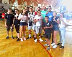 Négy érmet hozott haza a Boxing Gym Vásárhely