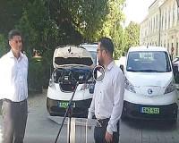 Elektromos autók álltak szolgálatba